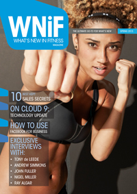 WNIF 2013 Spring Edition Cover