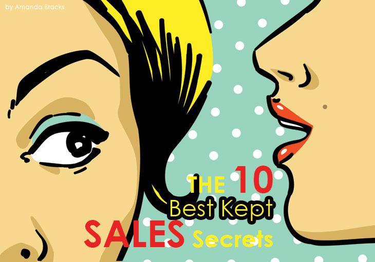 10 Best Kept Sales Secrets