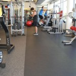 Regupol Australia - Gym Conditioning Area