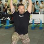 2015 Brisbane Fitness & Health Expo - Commando Steve in Action