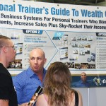 2015 Brisbane Fitness & Health Expo - Create PT Wealth