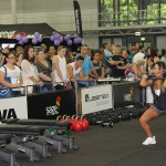 2015 Brisbane Fitness & Health Expo - Group Fitness Session