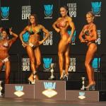 2015 Brisbane Fitness & Health Expo - INBA Ladies Competition