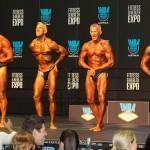 2015 Brisbane Fitness & Health Expo - INBA Over 50's Seniors