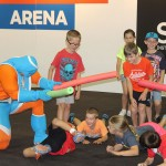2015 Brisbane Fitness & Health Expo - Captain Active Kids Group Program
