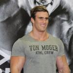 2015 Brisbane Fitness & Health Expo - Mr Universe - Calum Von Moger