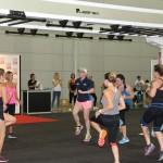 2015 Brisbane Fitness & Health Expo - Queenax Demo