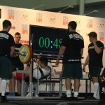 2015 Brisbane Fitness & Health Expo - Men's Weightlifting Comp