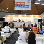 2015 Sydney Fitness & Health Expo - Healthy Living Stage - Cooking Demo