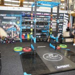 2015 Sydney Fitness & Health Expo - Equipment Supplier Alphafit