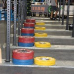 2015 Sydney Fitness & Health Expo - CrossFit Challenge with Alphafit Equipment