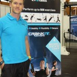 2015 Sydney Fitness & Health Expo - CrankIt Fitness Education - CEO Owen Bowling