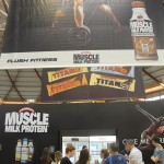 22015 Sydney Fitness & Health Expo - Nutrition & Supplements with Flush Fitness