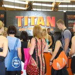 22015 Sydney Fitness & Health Expo - Nutrition & Supplements with TITAN