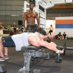 22015 Sydney Fitness & Health Expo - VIP Training Demo - Max on Ziva