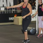 2015 Sydney Fitness & Health Expo - VIP Training Session - Michelle Bridges - How does she do it!?