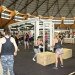 2015 Sydney Fitness & Health Expo - VIP Training Sessions - Michelle Bridges