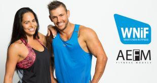 2015 WNiF AEFM Winners