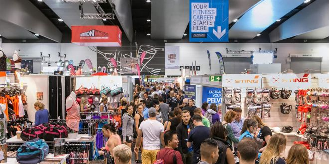 2015 Fitness & Health Expo Roundup - Diversified Communications