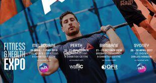 2016 Melbourne Fitness & Health Expo - Intro