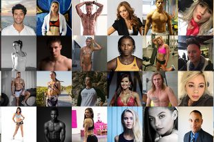 2017 Fitness Model Search Contest - BIG THANKS