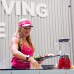 2016 Perth Fitness & Health Expo - Health Eating Demo