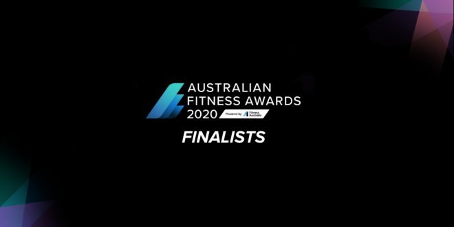2020 Fitness Award Finalists Announced