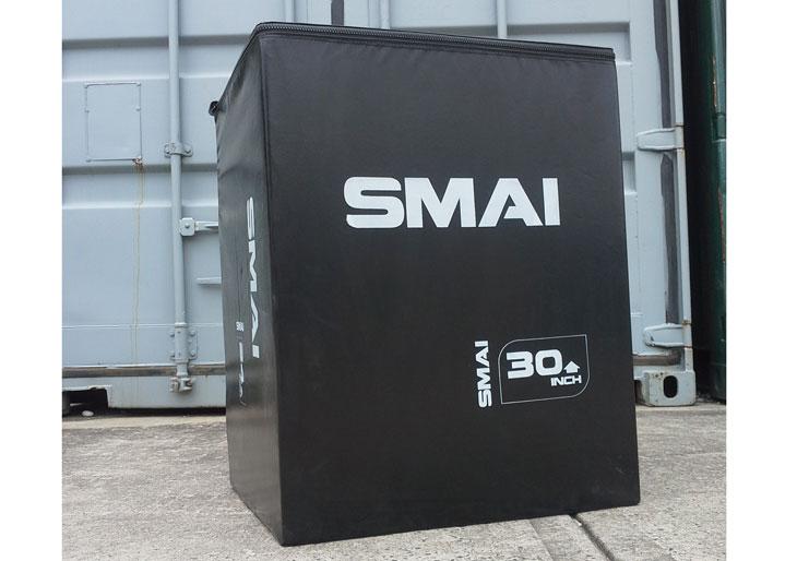SMAI 3-in-1 Plyometric Box