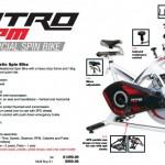 HART Sport - Nitro RPM Commercial Spin Bike
