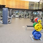 Regupol Australia - Gym installtion