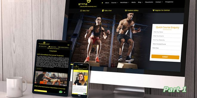 8 Reasons Fitness Websites Don't Work - Part 1