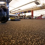 Regupol Australia - Horsham gym flooring