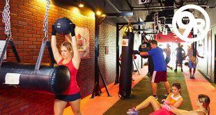 9Round Kickboxing Fitness Franchise