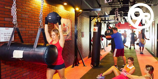 9Round Kickboxing Fitness Franchise