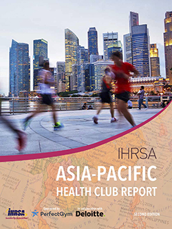 Download the IHRSA Asia Pacific Health Club Report