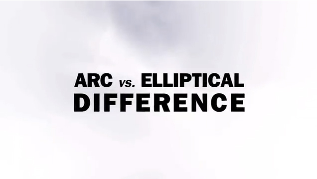 Arc vs Elliptical