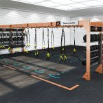 Aktiv Solutions - The Bridge with Fitgraphix flooring