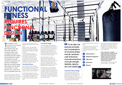 Aktiv Solutions - Bryan Green writes for What's New in Fitness