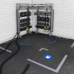 Aktiv Solutions - The Corner with Fitgraphix flooring