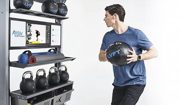 Aktiv Virtual Training System