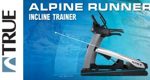 Alpine Runner Incline Trainer - Available in Australia from Novofit