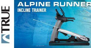 Alpine Runner Incline Trainer - Available in Australia from Novofit