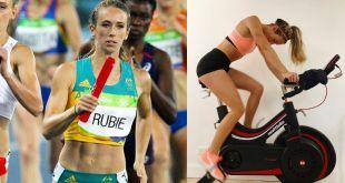 Annaliese Rubie Renshaw - Aussie Olympian Chooses Wattbike