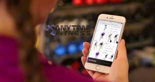 The New Anytime Fitness App