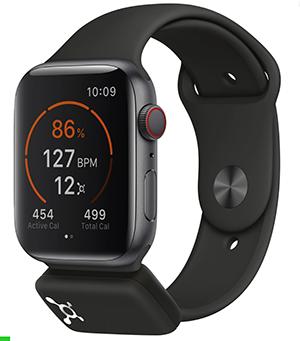 Apple Connected Watch - Series 5 - Orangetheory