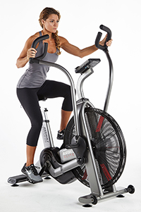 Precor and Assault AirBike Elite