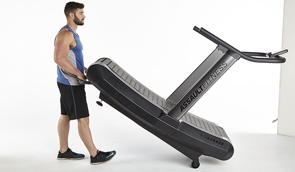 From Precor - Assault Fitness - AirRunner
