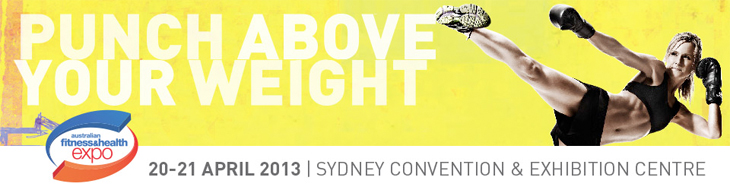 Australian Fitness & Health Expo 2013