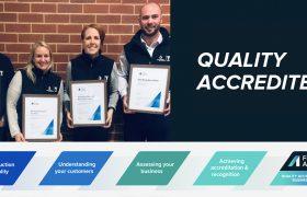 Quality Accreditation Achievement: YMCA Boroondara Leisure and Aquatic Facilities