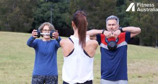 Fitness Australia - Baby Boomers seen as most active generation